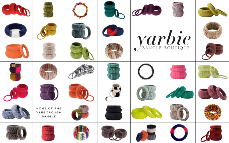 Yarbie Bangle Grid